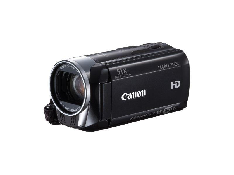 Canon_LEGRIA_HF_R36_WiFi_piros_VUK