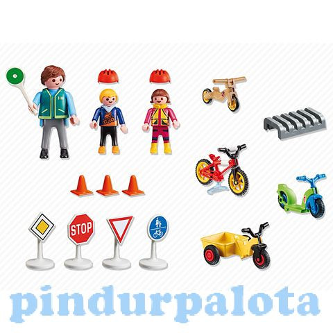 Playmobil Kresz tanuló jászótér 5571